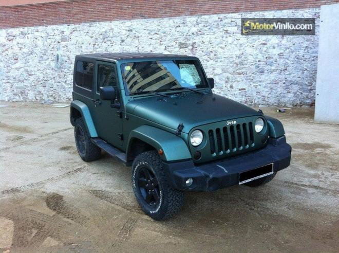 wrangler film mate metalizado