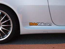 Vinilo carbono plateado 300cm x 122cm
