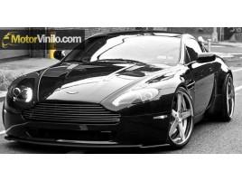Vinilo Negro Brillante 300cm x 152cm