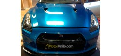 Vinilo Azul Metalizado 500cm x 152cm