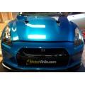 Vinilo Azul Metalizado 200cm x 152cm
