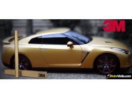 Vinilo Oro Cepillado 350cm x 152cm