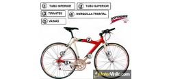 Scotchgard ancho 10cm (especial Bici)