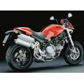 Ducati Monster SR2/SR4R