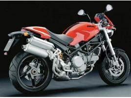 Ducati Monster SR2/SR4R