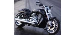 Kit protección pequeño para Harley V-Rod