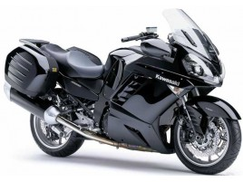 Kit protección Kawasaki GTR 1400 VentureShield