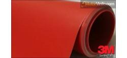 Vinilo rojo mate 250cm x 152cm