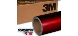 Vinilo Rojo Metalizado 50cm x 152cm