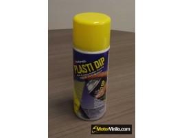Spray PlastiDip Amarillo Mate 400mL