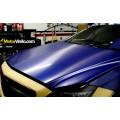 Vinilo Azul Cepillado Metalizado 60cm x 152cm