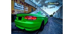 Verde Manzana Mate 250cm x 152cm