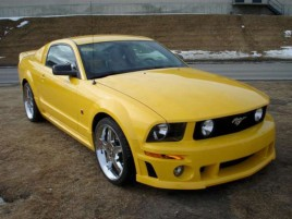 Ford Roush Mustang