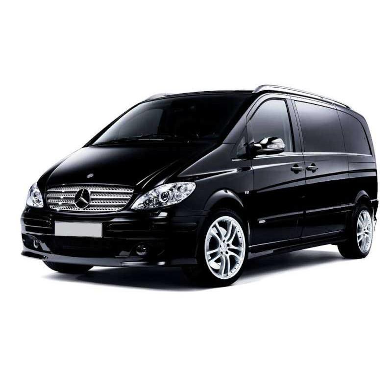 Mercedes Benz Vito Caracteristicas