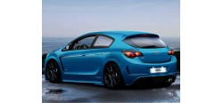 Opel Astra Coupe Twintop