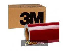 Vinilo rojo chispa brillante 400cm x 152cm