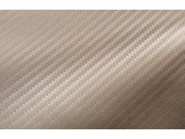 Vinilo Carbono Silver 80cm x 122cm