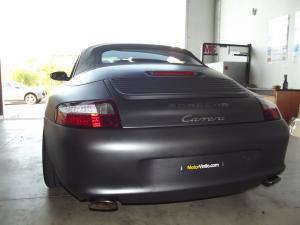 Porsche Carrera Gris Mate