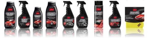 Productos de limpieza para el vehículo